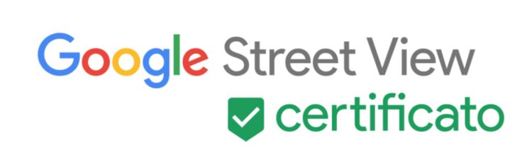 Google Street View - certificato