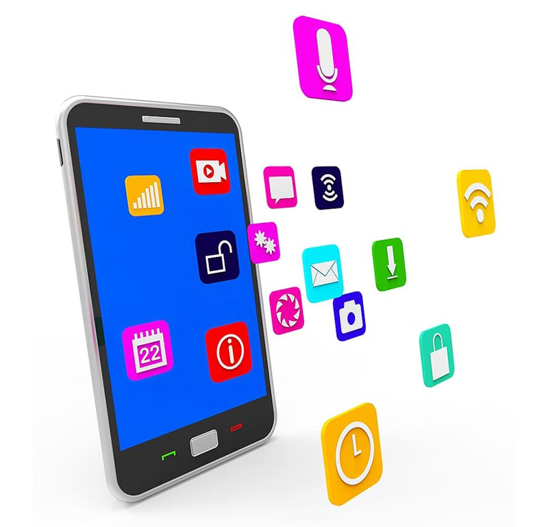 app and web application development for companies and professionals