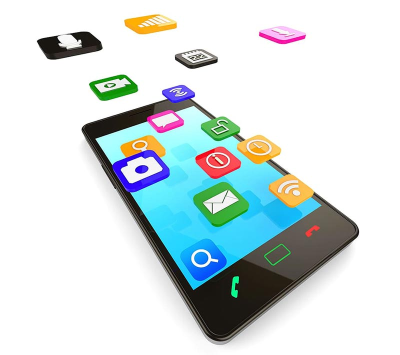 app development for ios and android and professional web apps